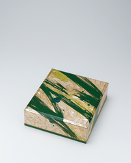 "写真:Box for shikishi with irogai. ""Summer breeze"""