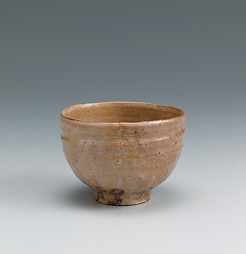 写真:Hagi tea bowl.